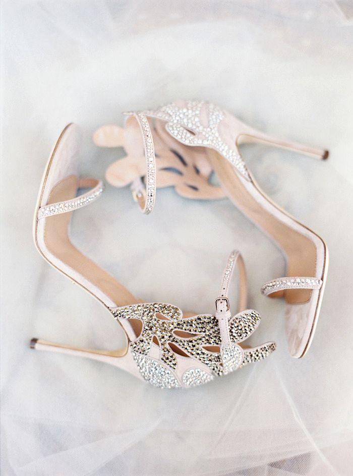 Wedding Inspiration | Glamorous Shoes