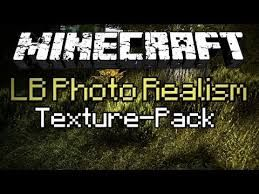 This pack was originally to appease my insatiable hunger toward making this game as realistic as possible. What started as a compilation of other mods became a new resource pack of it's own. http://3minecraft.com/lb-photo-realism-resource-pack/