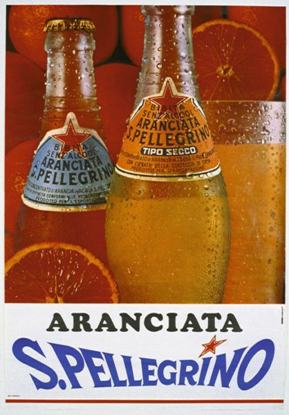 In the 80's you could already choose between classic and bitter. Aranciata always had a double soul