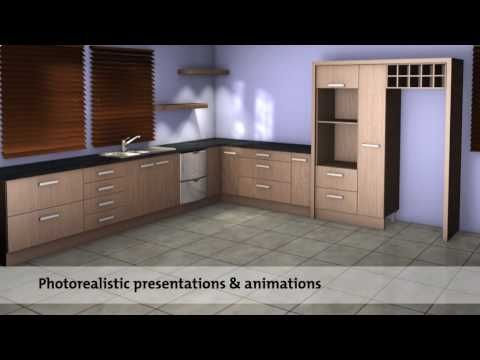 Impressive HD 3D Rendering Animation