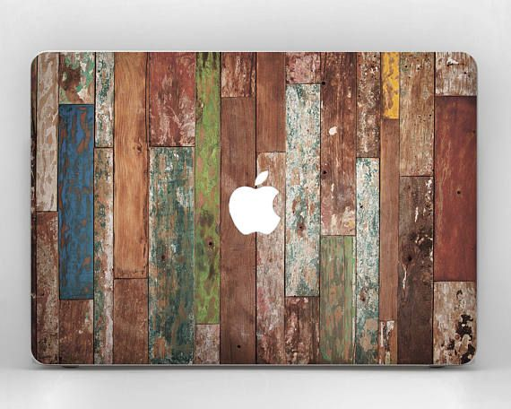 Wood MacBook Air Skin Laptop Skin Wood MacBook MacBook Pro 15