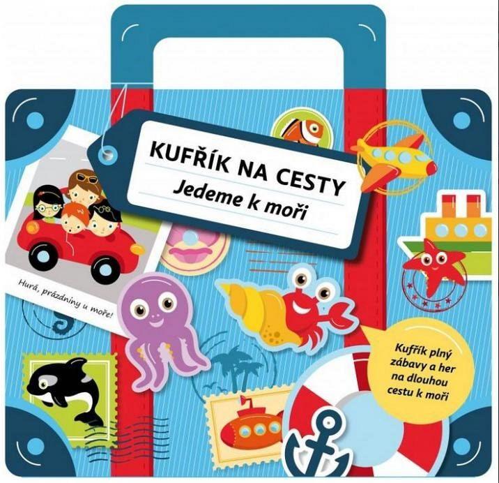 Kufřík na cesty pomůže zabavit děti...ona.idnes.cz