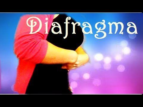 Ejercicio para entrenar el diafragma