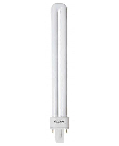 Megaman Pistokantaloistelamppu 11 W G23