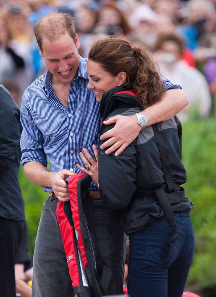 The cutest photos of Kate Middleton and Prince William: