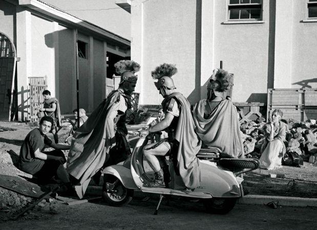 Cinecittà Roma
