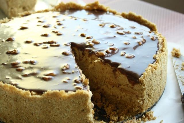 Peanut butter pie.  Pie made of peanut butter.  Mmmm... pie...