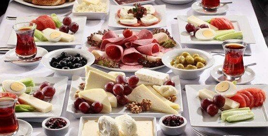 Kahvaltı..TÜRKİYE...Turkish breakfast