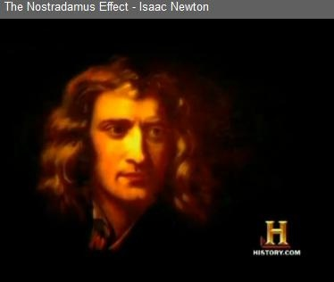 Isaac Newton, predicted the world would end in 2060, using numbers scattered throughout the Bible's books of Revelation and Daniel.