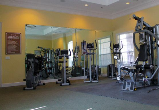 Florida vacation rentals with gym
