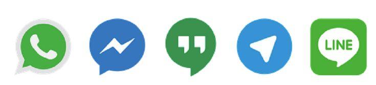 5 Aplikasi Pesan Instan Populer Yang Patut Kamu Coba