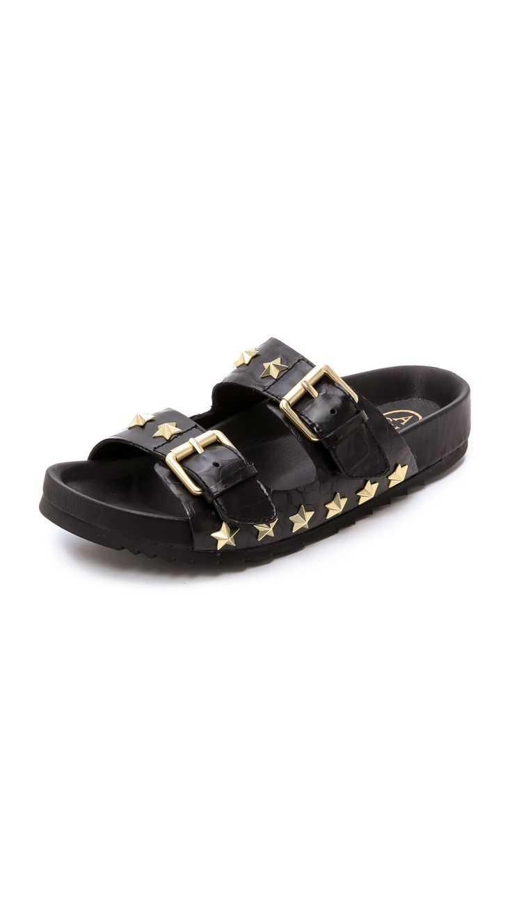Ash United Two Band Sandals