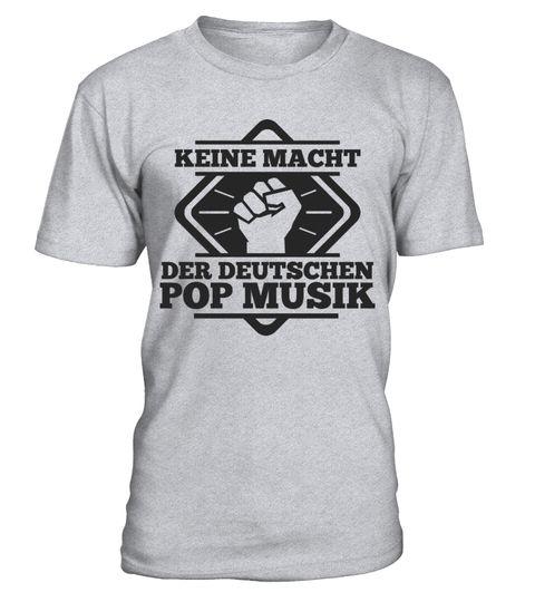 """# Keine Macht der deutschen Pop Musik .  Statement setzen: Keine Macht der deutschen Pop Musik! - Special EditionDie Songs und Lyrics der deutschen Popmusikszene sind Massenware, die von der Musik-Industrie lanciert wird. Schlager im neuen Gewand, mit dem Unterschied zu früher, dass heutzutage behauptet wird, die Texte seien tiefgründig und aus eigener Feder. Komisch nur, dass""""Musikgrößen"""" wieTim Bendzko, Max Giesinger, Mark Forster, Andreas Bourani, Johannes Oerding, Philipp Poisel, Max…"""