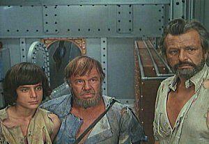 L'île mystérieuse - d'après Jules Verne, 1973 -