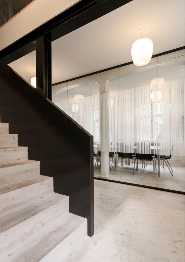 Interior design, Ministry of Children and Juveniles, transformation, Bertelsen & Scheving Arkitekter ApS