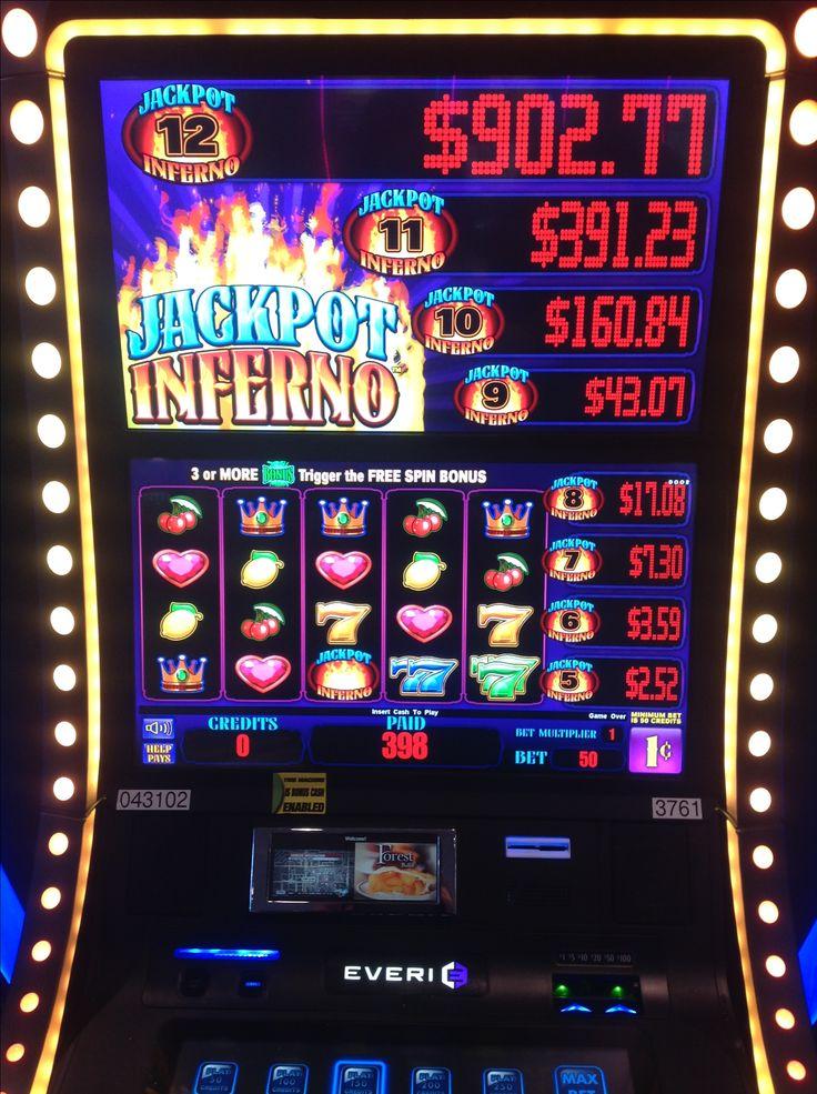 Pin on Slots EagleMountain Casino