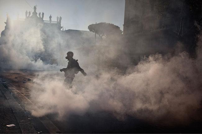 Time for rebels, in una mostra le foto delle rivolte che hanno scosso il 2011