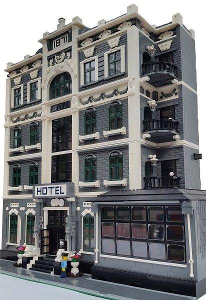 LEGO Hotel                                                                                                                                                                                 More