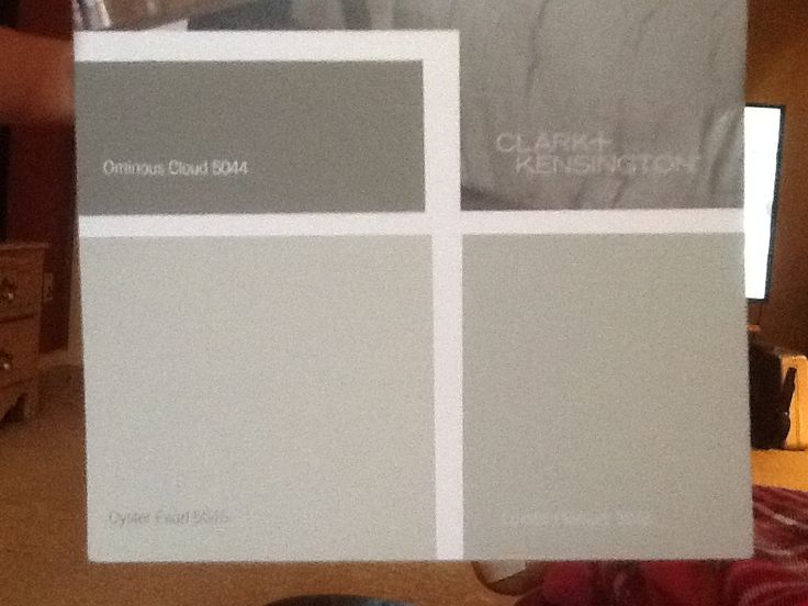 Clark and kensington in coastal pleasure for the master - Clark and kensington exterior paint ...