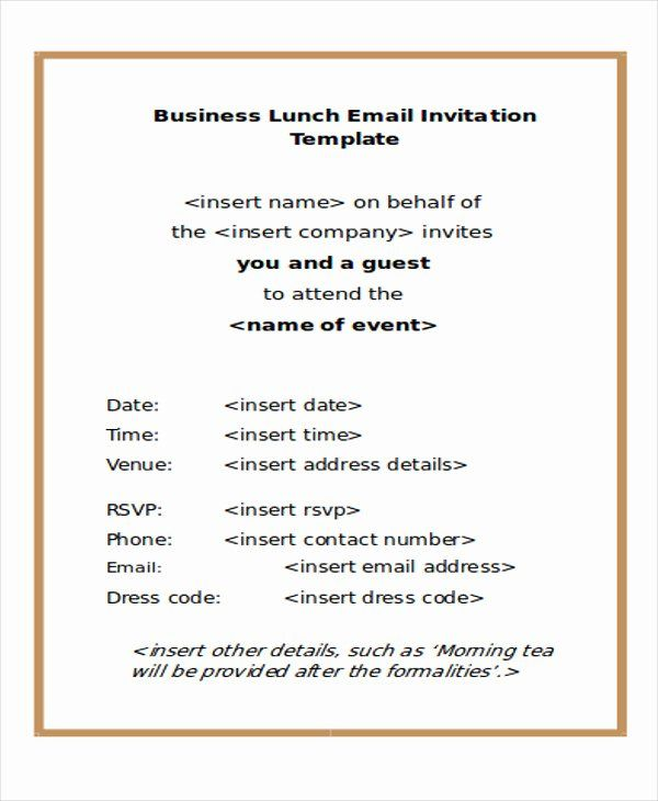 24 Business Dinner Invitation Template In 2020 Email Invitations Templates Dinner Invitation Template Email Invitation