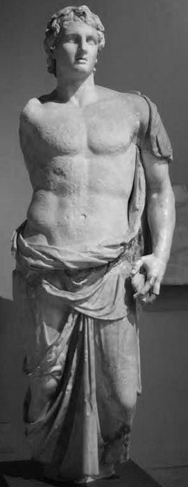 Alexander the Great - A beautiful statue of the man that Hellenised the ancient world King of Macedonia the ancient kingdom of Greece (Hellas)  #Macedonia #Hellenism #Macedonian #Alexanderthegreat #statues #marble #warriors #kings