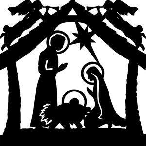 Nativity Templates Printable  