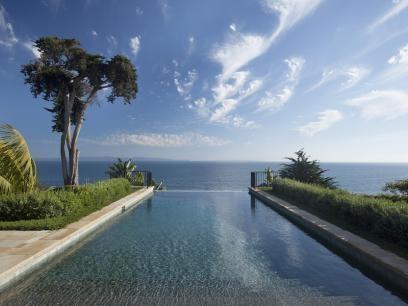 Hope Ranch Ocean Front, Santa Barbara CA Single Family Home - Santa Barbara Real Estate