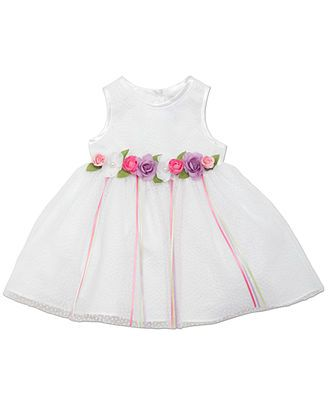 7fa6e2feee80 Rare Editions Baby Girls  Special Occasion Dress  3-6 months