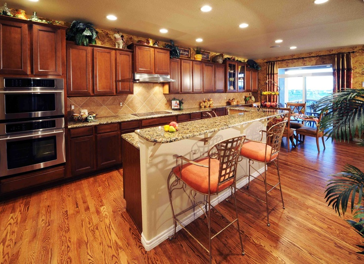 13 best campbell homes meridian ranch images on pinterest ranch colorado springs and new for Kitchen design colorado springs