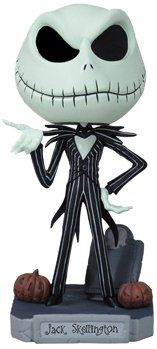 Wacky Wobbler  The Nightmare Before Christmas Jack Skellington ** Learn more by visiting the image link.