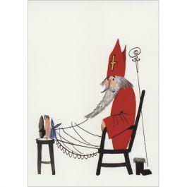 nostalgische Sinterklaas ansichtkaart - Fiep Westendorp | sinterklaaskaarten | Muller wenskaarten http://www.mullerwenskaarten.nl/index.php/momenten/sinterklaas.html