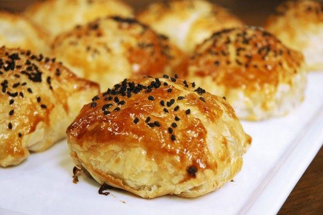 Tavuklu Talaş Böreği | Arda'nın Mutfağı