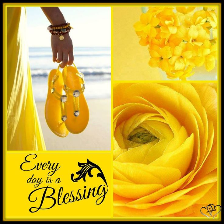 EVERY DAY IS A BLESSING ~ MOODBOARD ~~