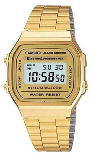 Casio Gold A168WG-9 Digital Alarm Eliminator Light A168WG-9W Sport Watch A168WG. Description is below. Only This item ships from USA, United States. ships to 3-7 days. Not more than 10 days.