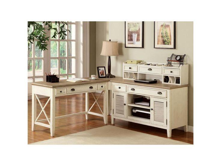 Riverside Home Office Credenza Desk 32523 At North Carolina Furniture Mart  At North Carolina Furniture Mart In Bixby, OK