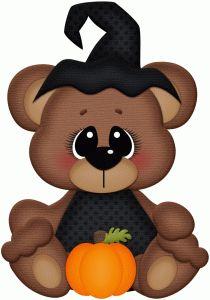 Bear + abobora