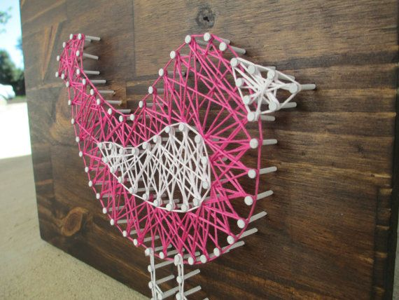 13 Best Tekninen Ty Images On Pinterest Spikes String Art And