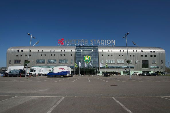 Kyocera stadium, Ado Den Haag, Netherlands