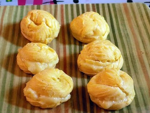 RESEP KUE SUS - YouTube