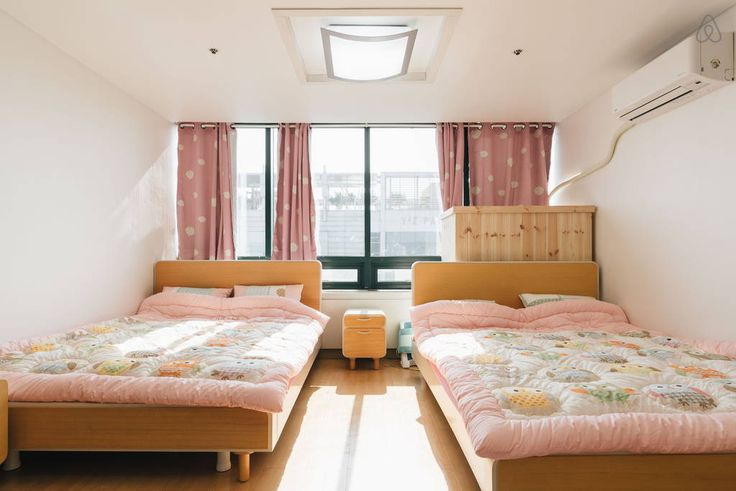 Check out this awesome listing on Airbnb: [1min@Hongdae stn]Two queen beds-D - Apartments for Rent in Mapo-gu