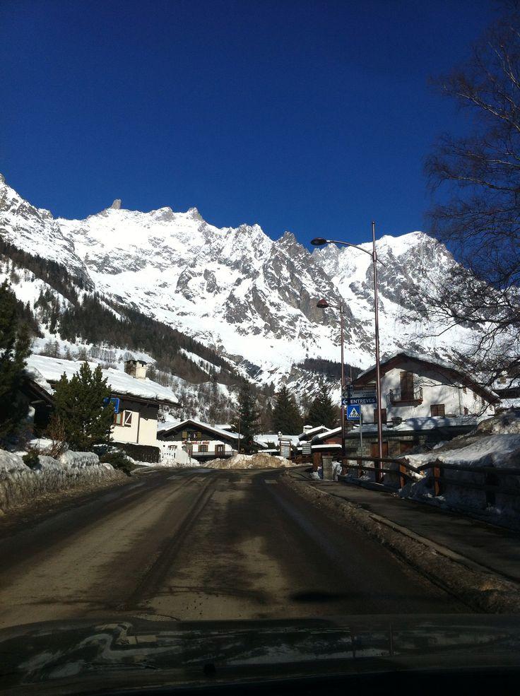 Mont Blanche - Courmayeur