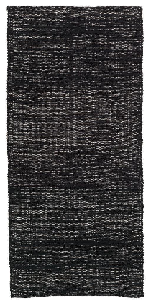 Teppe KREKLING 65x140cm svart | JYSK