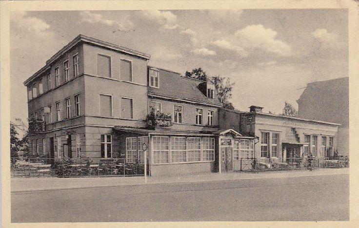 """Königsberg Pr. Gasthof """"Adolfruh"""",  Hermann Göring Strasse 126"""