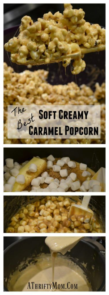 I have been on the hunt for the best caramel corn recipe, it took me over 10 years but I finally found the Best Soft Creamy Caramel Popcorn Recipe!