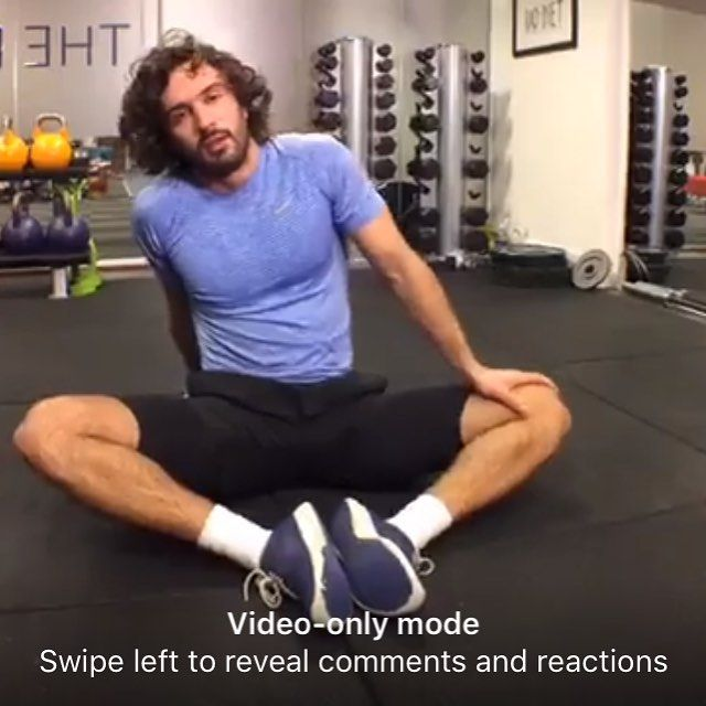 Who's up with the body coach this morning?  #HHYprogram #fitness #bodycoach #joewicks #goodmorning #exercise #workout #motivation #mondaymorning #follow #twitter