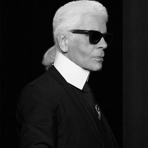 Karl Lagerfeld Homepage