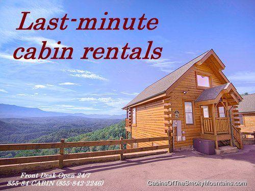 Best cabin deals in the smokies