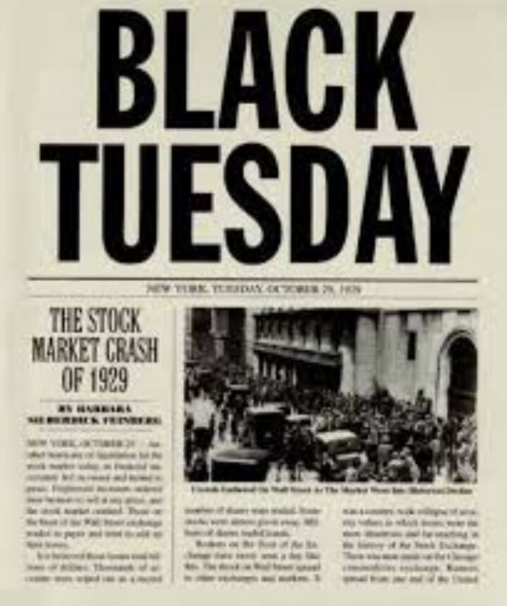 the prevention of the stock market crash economics essay The stock market crash the stock market crash in october of  in the august 1990 issue of the quarterly journal of economics,  in the great depression:.