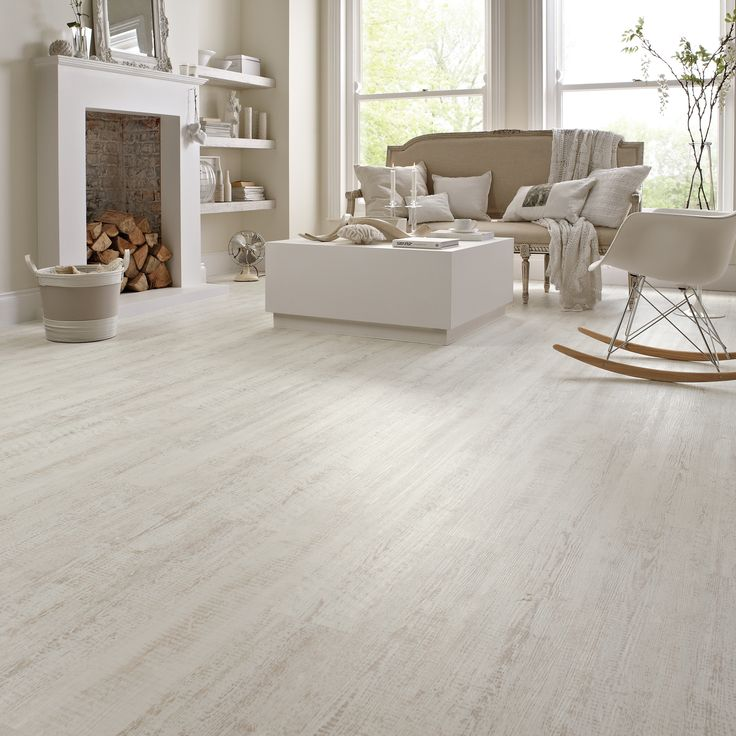 12 Lovely White Living Room Furniture Ideas White Wood Floors White Vinyl Flooring Vinyl Wood Flooring