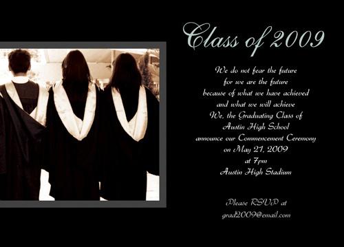 The 25+ best Graduation announcements wording ideas on Pinterest - graduation invitation template